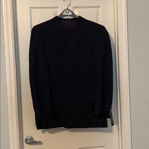 Dark Navy Pinstripe Jones New York NWT 3pc Suit